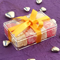 Turkish Delight in Perspex Box - Large