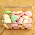 Fill with Coloured Chocolate Hearts