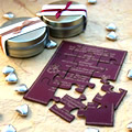 Personalised Puzzle Invitation or Message