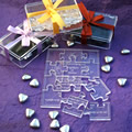 Personalised Perspex Puzzle Invitation or Message